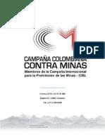 Boletín del programa de jóvens de la CCCM