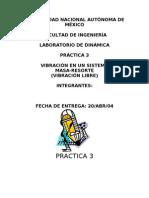 practica 3 dinamica