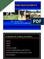 Dairy Management Dr.a.dey