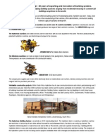 Hydraform Group With Pictures and Projects