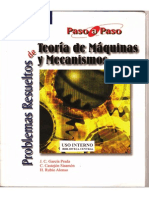 Problemas Resueltos de Teoría de Máquinas y Mecanismos