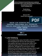 PresentationSMD MANDIRI