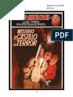 01-Misterio en El Castillo Del Terror (Robert Arthur)