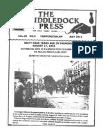 Puddledock Press May 2014