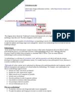 Systems Developement Methodologies