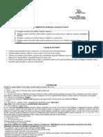 Planificare Romana 6 2013 2014