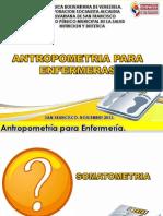 Antropometria Para Enfermeras