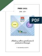 Residuos y Cultivos Agrícolas Para La Produccion de Bioenergia PNEG 1411