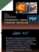 Tratamientos Térmicos Con Atmosfera Controlada