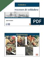 Soldadura - Outros Processos de Soldadura [ISQ]
