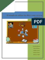 Dossier Capacitación TIC