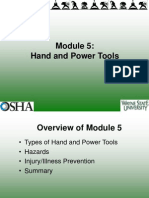 Module_5 Hand Tools
