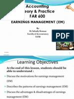 TOPIC 7(Earnings Mgt)_Mac 2013