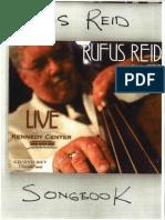 Rufus Reid Songbook PDF