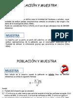 Calculo de La Muetsra