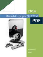 Manual Equipos Polycom