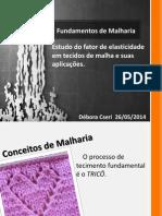 Fundamentos de Malharia 01