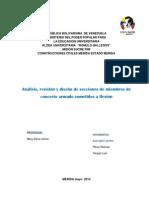 Fundamentos Del Comportamiento a Flexion Pura Tema 10