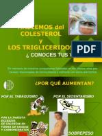 Control de Colesterol y Trigliceridos