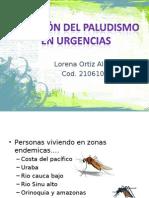 Atencion Del Paludismo y Asma en Urgencias