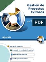 UCH_Gestion Proyectos Exitosos