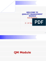 QM Overview