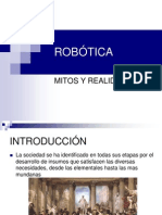 Conferencia 1 de Robotica 7 Marzo