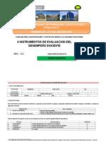 Sesion 3 Antologia Modelos de Instrumentos de Evluacion Del Desempeno Docente