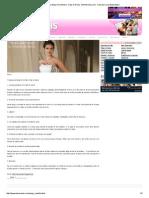 7 Reglas Para Elegir Tu Vestido o Traje de Novia ._EntreNovias.com