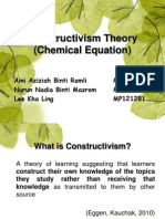 Constructivism Theory