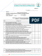 Anexa 4 Lista Documente 2013-2014