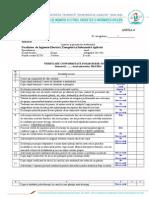 Anexa 4 Lista Documente -Mod Completare 2013-2014