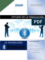 Trabajo Innovacion Bluetooth - Javier