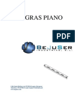 Catalogo Bejuser Bisagra Piano