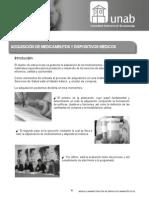 UNIDAD_3 Adquisición de Medicamentos y Dispositivos Médicos