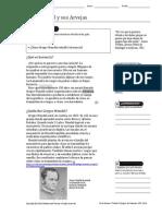 Mendel y Sus Arvejas. Guía 2º Medio