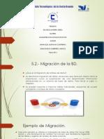 5.2.-Migracion de Base de Datos.
