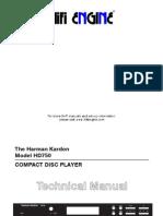 Hfe Harman Kardon Hd750 Service