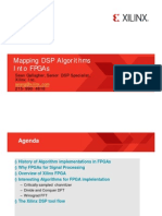 Mapping Dsp Algorithms Into Fpgas