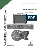 Behringer LX112 manual