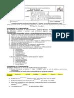 11 Plan de Apoyo Lengua Castellana 11º Segundo Periodo 2014