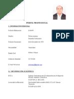Lic  Nelson Antonio González Colmenares M B A