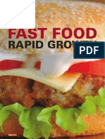 Fast Food Rapid Growth - Report by Annamma Oommen