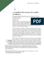 Un análisis del recuento de casillas en México