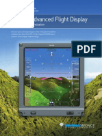 EFI-890R Advanced Flight Display