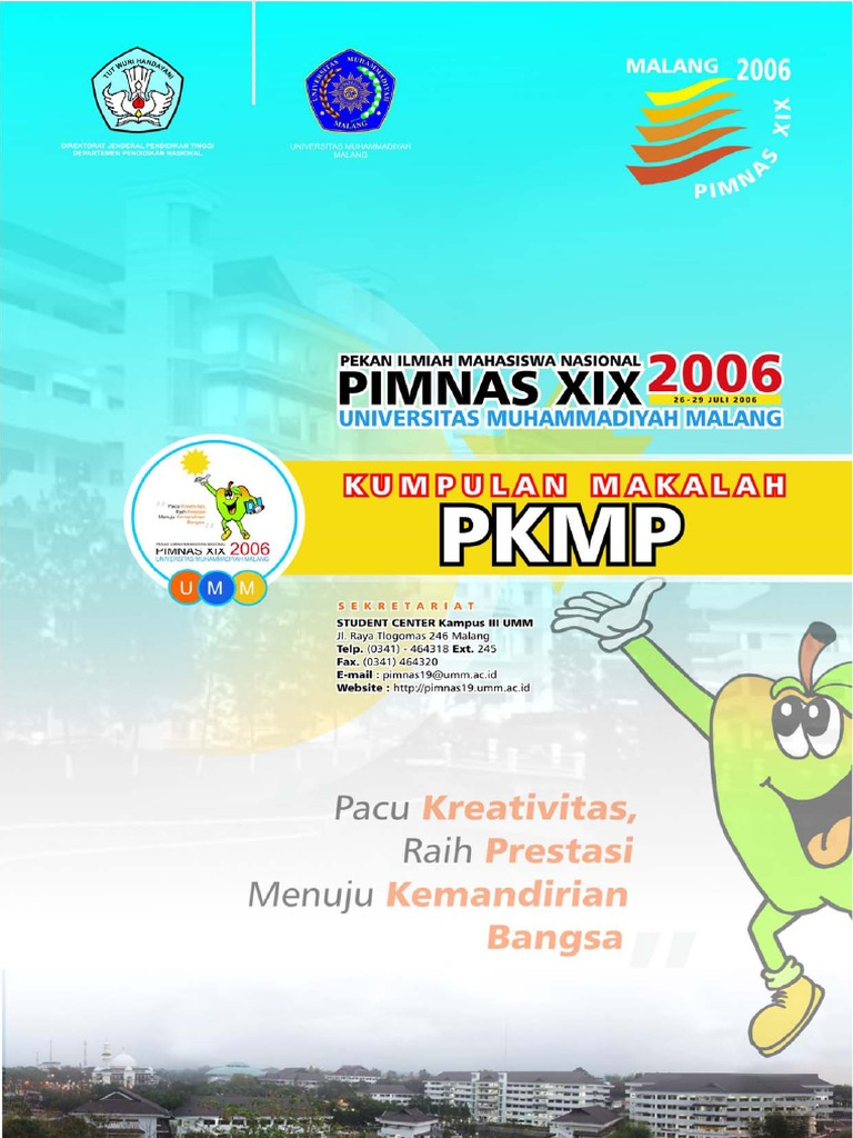 Kumpulan Makalah Pkmp Pimnas Xix 2006 Umm Malang Produk Ukm Bumn Baterai Abc Alkaline Aa