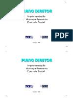 Plano Diretor e Estatuto Da Cidade