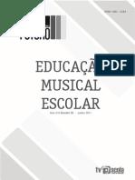 Educação Musical Escolar Um Salto Pro Futuro