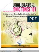 Binaural Beats & Isochronics Tones