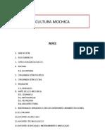 Cultura Mochica - Informe